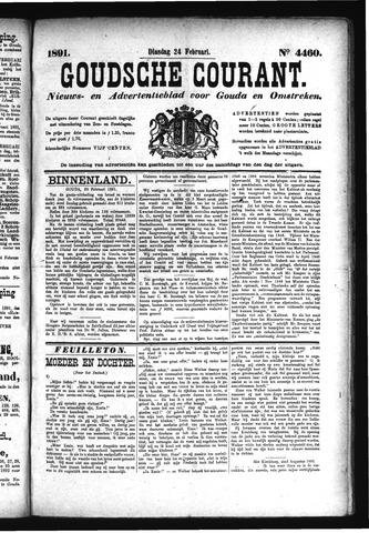 Goudsche Courant 1891-02-24