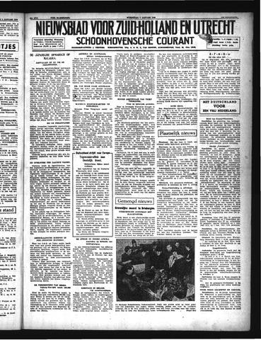 Schoonhovensche Courant 1942-01-07