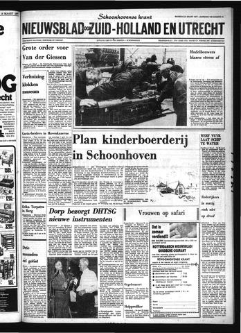 Schoonhovensche Courant 1977-03-21