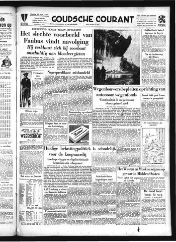 Goudsche Courant 1957-09-10