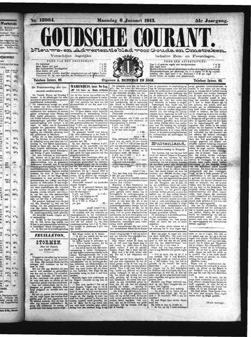 Goudsche Courant 1913-01-06