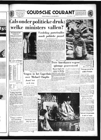 Goudsche Courant 1965-04-06