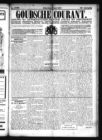 Goudsche Courant 1927-06-11