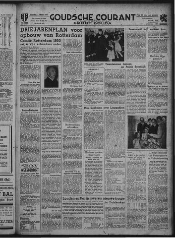 Goudsche Courant 1947-03-01