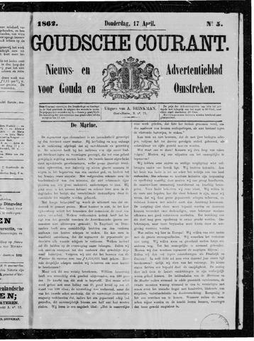 Goudsche Courant 1862-04-17