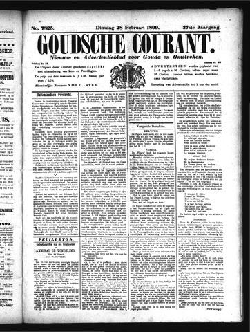 Goudsche Courant 1899-02-28