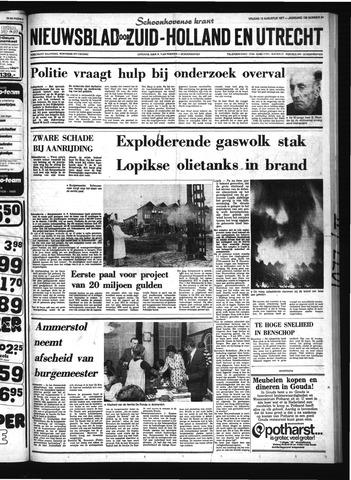 Schoonhovensche Courant 1977-08-12