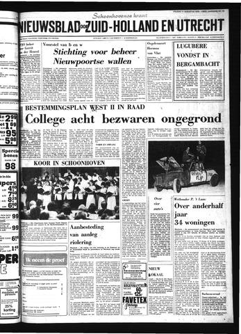 Schoonhovensche Courant 1978-08-11