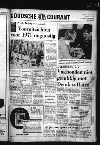 Goudsche Courant 1970-02-21