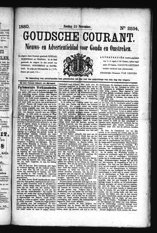 Goudsche Courant 1880-11-21