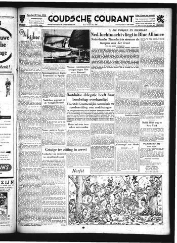 Goudsche Courant 1952-09-20