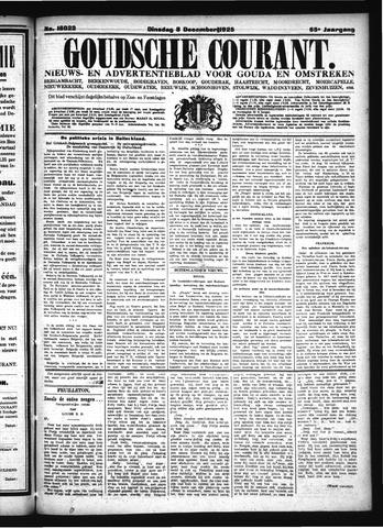 Goudsche Courant 1925-12-08