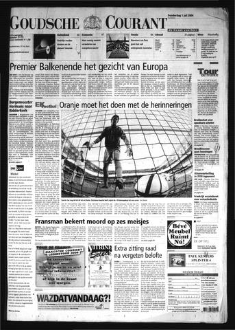 Goudsche Courant 2004-07-01