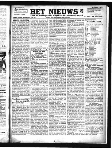 Schoonhovensche Courant 1945-12-14