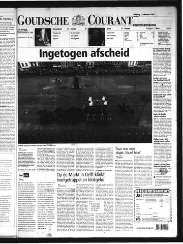 Goudsche Courant 2002-10-15