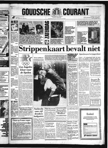 Goudsche Courant 1984-07-28
