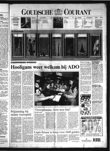 Goudsche Courant 2001-08-04