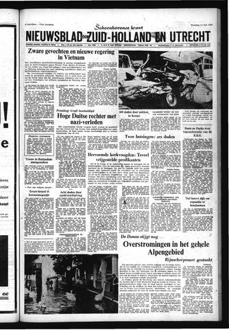 Schoonhovensche Courant 1965-06-14