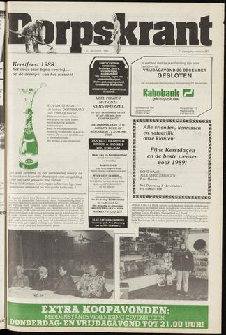 Dorpskrant 1988-12-21