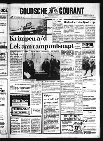 Goudsche Courant 1985-02-25