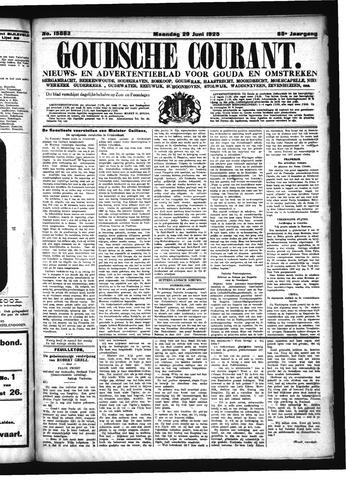 Goudsche Courant 1925-06-29