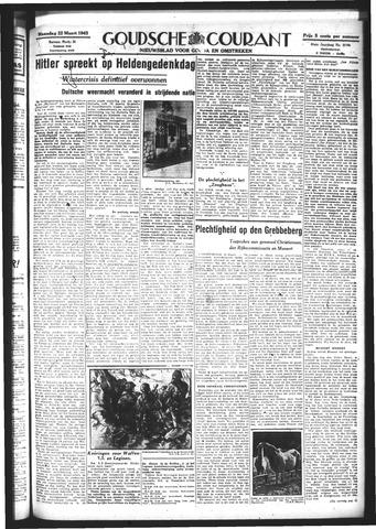 Goudsche Courant 1943-03-22