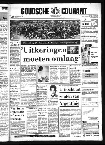 Goudsche Courant 1982-04-27