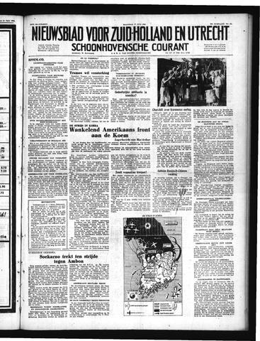 Schoonhovensche Courant 1950-07-17