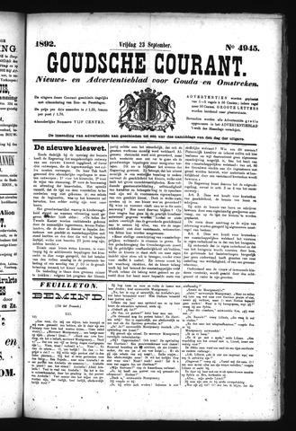 Goudsche Courant 1892-09-23