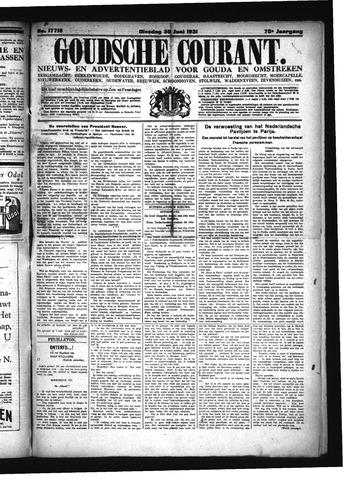 Goudsche Courant 1931-06-30