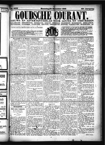 Goudsche Courant 1926-11-29
