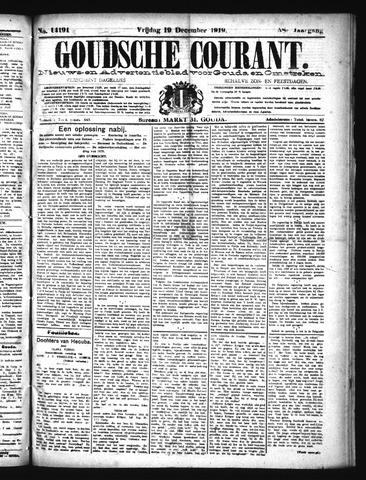 Goudsche Courant 1919-12-19