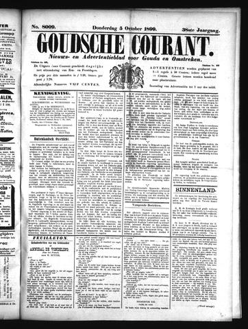 Goudsche Courant 1899-10-05