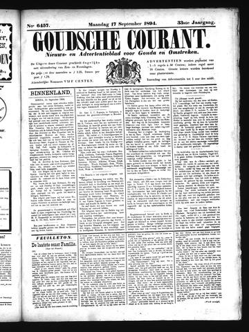 Goudsche Courant 1894-09-17