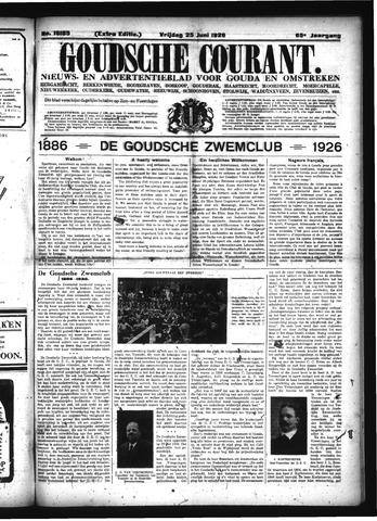 Goudsche Courant 1926-06-25