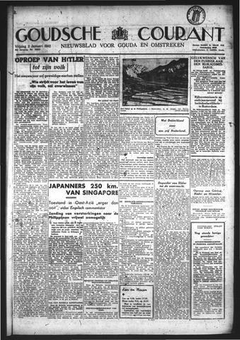 Goudsche Courant 1942