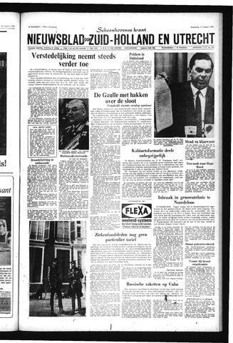 Schoonhovensche Courant 1967-03-13