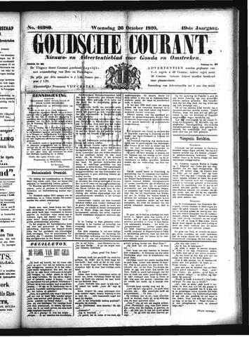 Goudsche Courant 1910-10-26