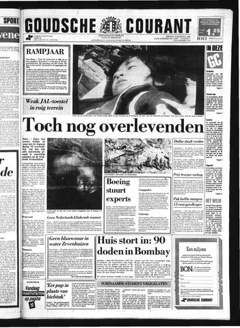 Goudsche Courant 1985-08-13