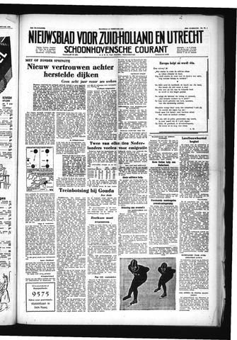 Schoonhovensche Courant 1953-02-16