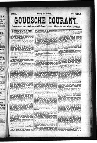 Goudsche Courant 1885-10-25