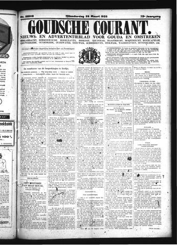 Goudsche Courant 1935-03-28
