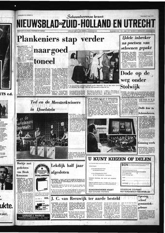 Schoonhovensche Courant 1974-03-27