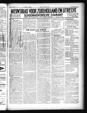 Schoonhovensche Courant 1947-08-01