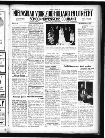 Schoonhovensche Courant 1949-10-03