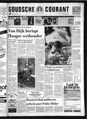 Goudsche Courant 1989-08-12