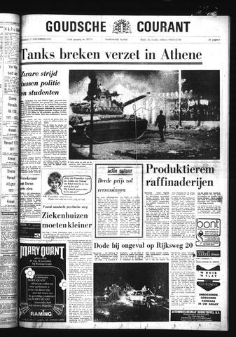 Goudsche Courant 1973-11-17