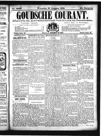 Goudsche Courant 1912-08-28