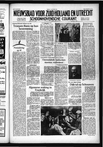 Schoonhovensche Courant 1953-08-07