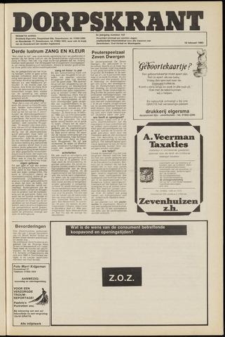 Dorpskrant 1983-02-10